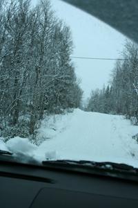 Vinterveier